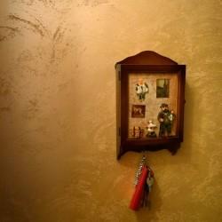 Декоративная штукатурка в частном доме