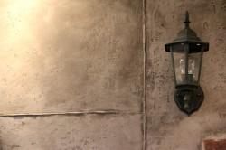 Декоративная штукатурка Travertino + Pastello (Способ нанесения бетон)